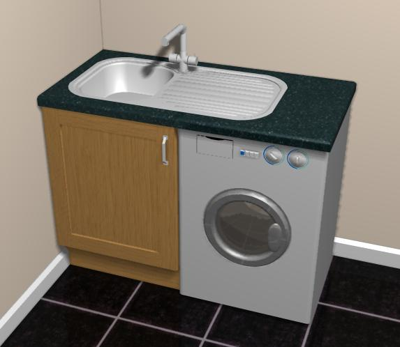 Qsg add your units for Basic kitchen base units