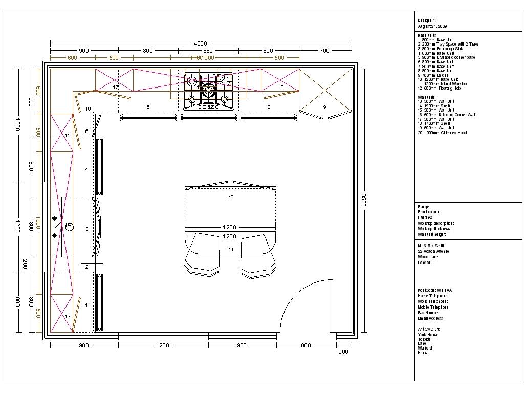 Interior Design Mission Statement Examples
